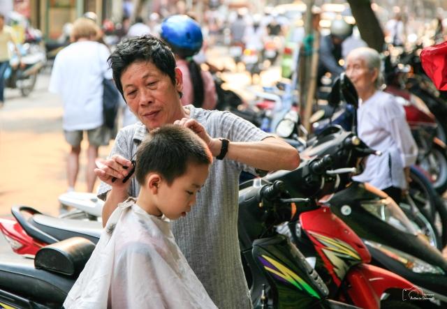Il barbiere di Hanoi