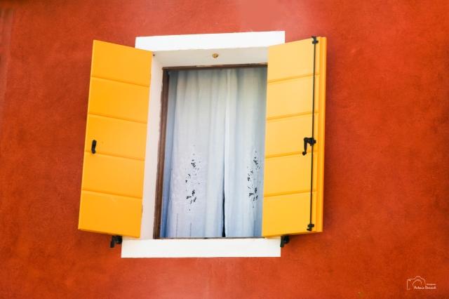 La finestra a Caorle