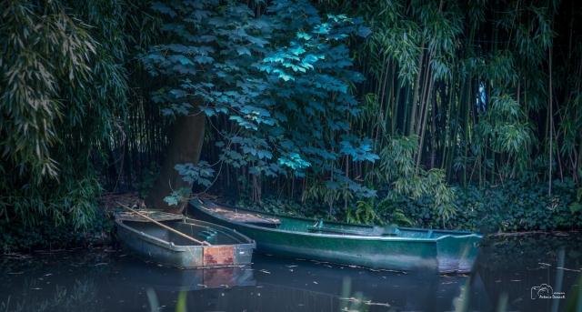 Le barche di Monet