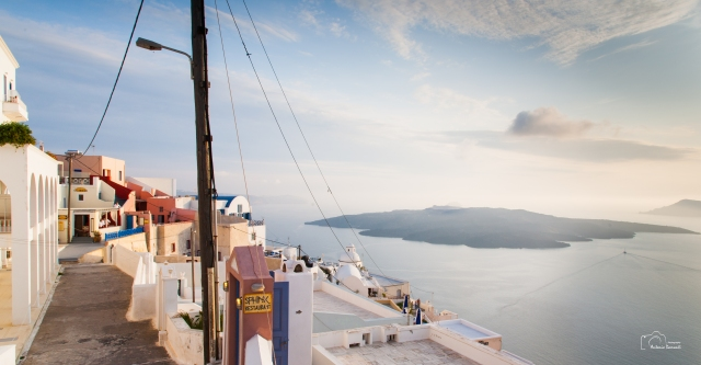 good morning Santorini