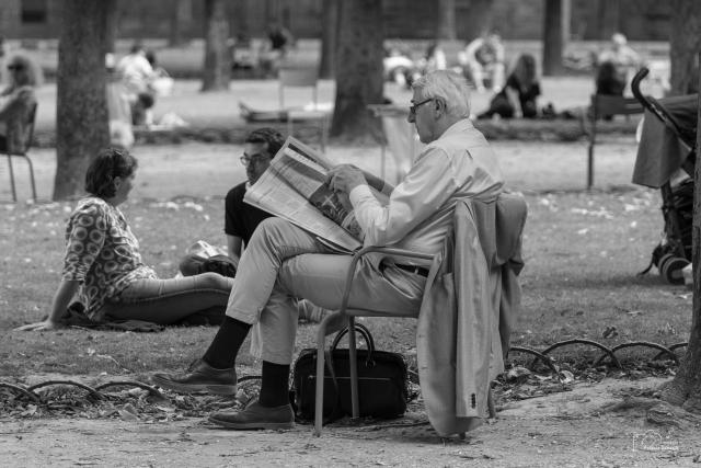 Il lettore misterioso