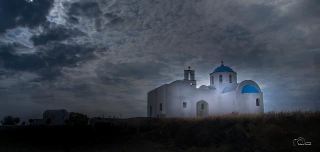 La chiesetta ortodossa